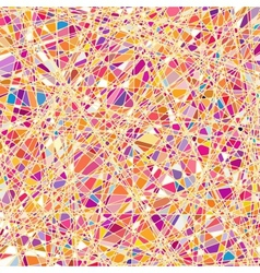 Stained glass texture in a purple tone eps 10 vector
