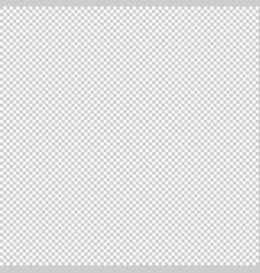 transparent seamless background vector image