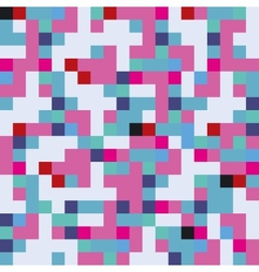 Seamless pattern background design modern pink vector