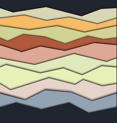 Seamless modern geometric pattern vector