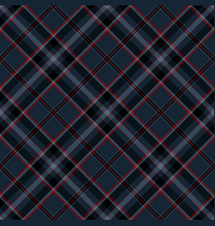 Tartan plaid seamless pattern background vector