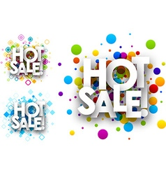Hot sale colour backgrounds vector