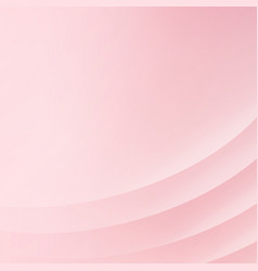 abstract pink background with curve lines smooth vector image