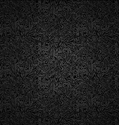 Abstract black texture vector