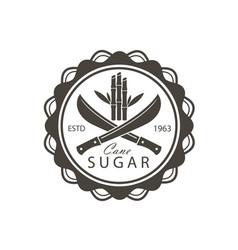 Sugar cane 6 vector