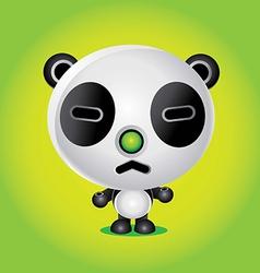 Panda character vector