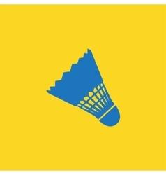 Badminton Icon vector image