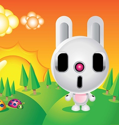 Rabbit character vector
