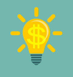 idea to make money vector image