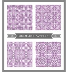 Original seamless pattern high quality Rhythmic vector image