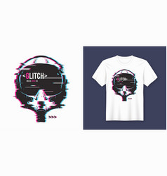 Stylish t-shirt and apparel trendy design vector