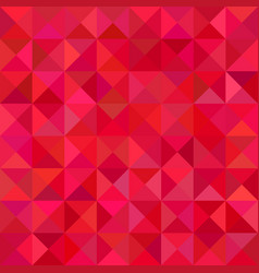 Triangle tiled background - graphic from vector