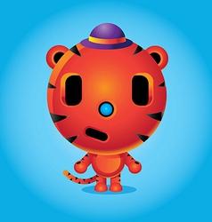 animales tigre vector image vector image