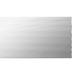 halftone background abstract dotted vector image