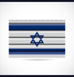 Israel siding produce company icon vector image vector image