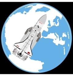 Multi-purpose aerospace system Buran vector
