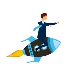 Competitive business design vector