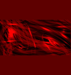 glowing martian background of red lines vector image