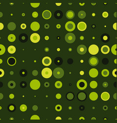 spotted abstract background vector image