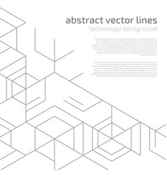 Abstract cell vector