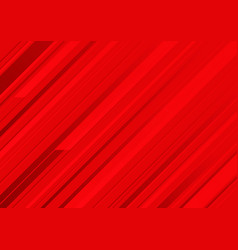 abstract red background with red stripes vector image