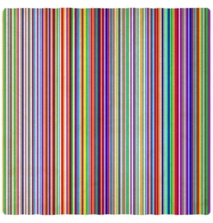 rainbow striped old background vector image