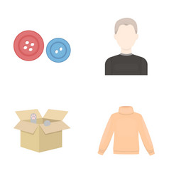 business textiles salam and other web icon in vector image vector image