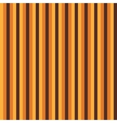 Abstract orange vertical lines background vector image