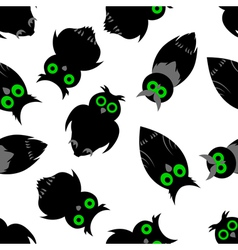 halloween seamless 10 2012 03 vector image
