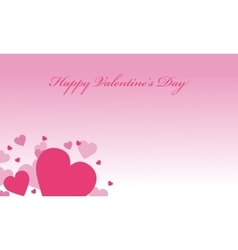 Romance valentine day backgrounds vector