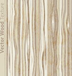 Wood grain textured background pattern vector