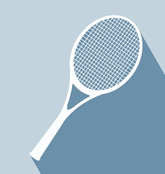 Racket Icon vector image