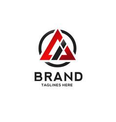 Letter ai logo vector