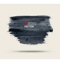 abstract background painted watercolor paint vector image vector image