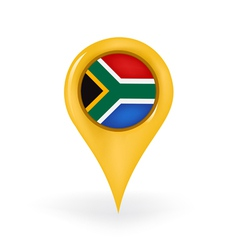 Location south africa vector