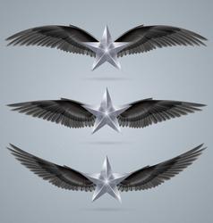 Rock star vector image vector image