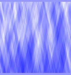 diagonal blue mosaic pattern vector image vector image