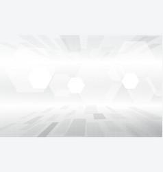 Abstract technology digital hi tech geometric vector
