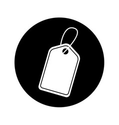 Commercial tag product icon vector