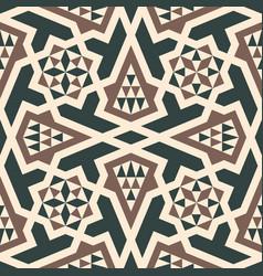 Morocco arabic seamless pattern vector