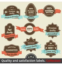 Vintage Premium Quality vector image
