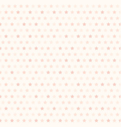 rose star pattern seamless vector image vector image