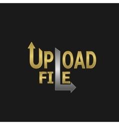 Upload file vector image
