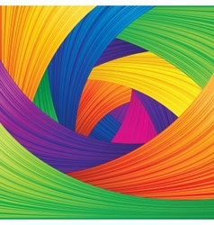 Multicolored Abstract Background vector image