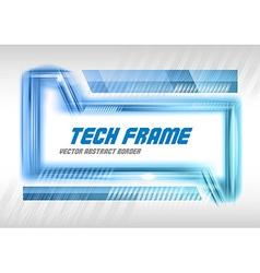 Abstract Tech vector image