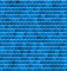 Heterogeneous corrugated surface pattern vector image vector image