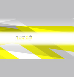 Abstract bright background template color yellow vector