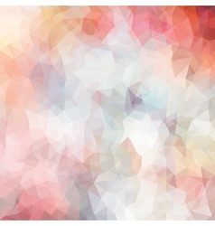 Colorful Mosaic Background vector