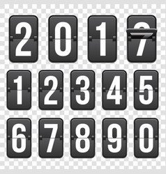 Creative of countdown timer vector