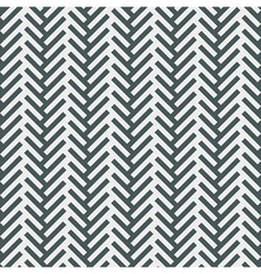 herringbone texture vector image vector image
